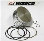 "Piston, Forged, Wiseco, 2.756"", 2 Ring, -.100 (for Stroker Kits)"
