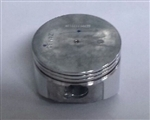 Piston, GX390 Flat Top, Aftermarket, T3 Style (Thin Ring, Shrt Skirt)