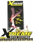 Chain, RLV Xtreme, Gold on Black (Performance), #35 - 100 ft. Roll