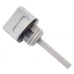 Oil Plug, Dipstick, GX120 to GX200, Grey , Genuine Honda