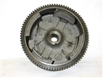Flywheel, GX270, 10 amp charging, Pre 2011 (non REV limited), Electric Start : Genuine Honda