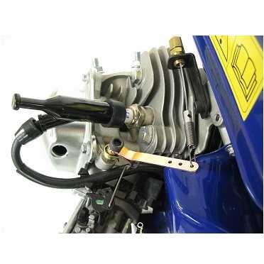 "Linkage, Throttle Assembly, GX200, 212 Predator, & 6.5 Racing ""Clones"", Economy"